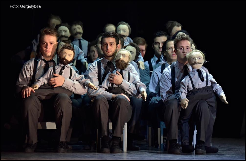 A Képmutogató a Pesti Magyar színházban
