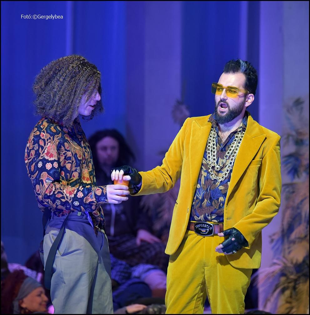 The Gershwins: Porgy és Bess az Erkel Színházban