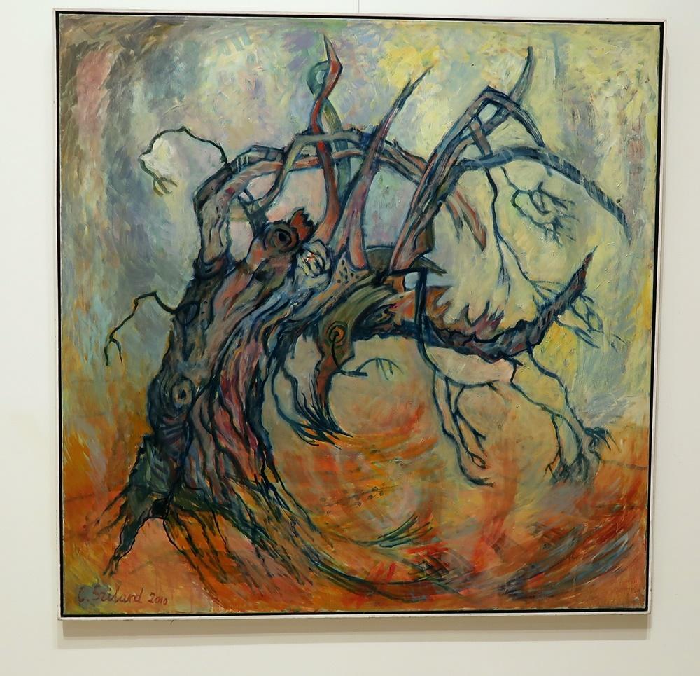 Szilárd Klára emlékkiállítása – Az élet és a művészet varázslója