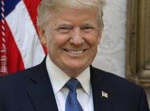 Official portrait of President Donald J. Trump, Friday, October 6, 2017.  (Official White House photo by Shealah Craighead)