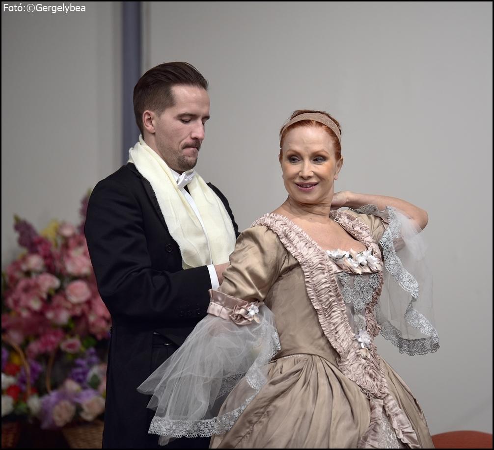 Zilahy Lajos — AZ UTOLSÓ SZEREP — a Turay Ida Színházban