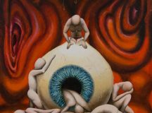 Escape from the eye / VitxyArt