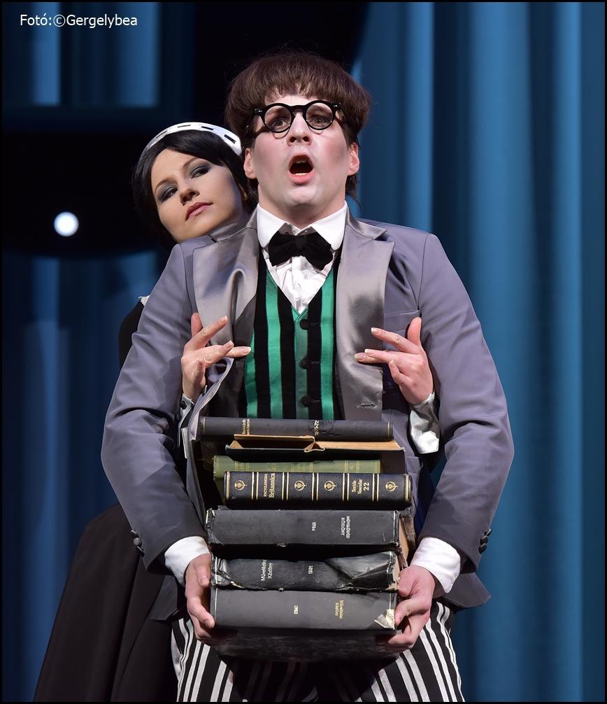Georges Feydeau és Maurice Desvallières — Egy éj a Paradicsomban a Vígszínházban