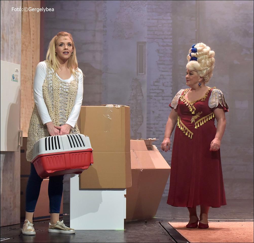 Bella Máté – Karafiáth Orsolya: A Macskadémon a Kálmán Imre Teátrumban