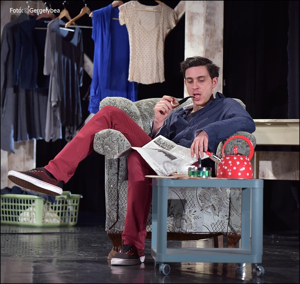 John Osborn–Dünöngő Ifjúság a Belvárosi Színházban