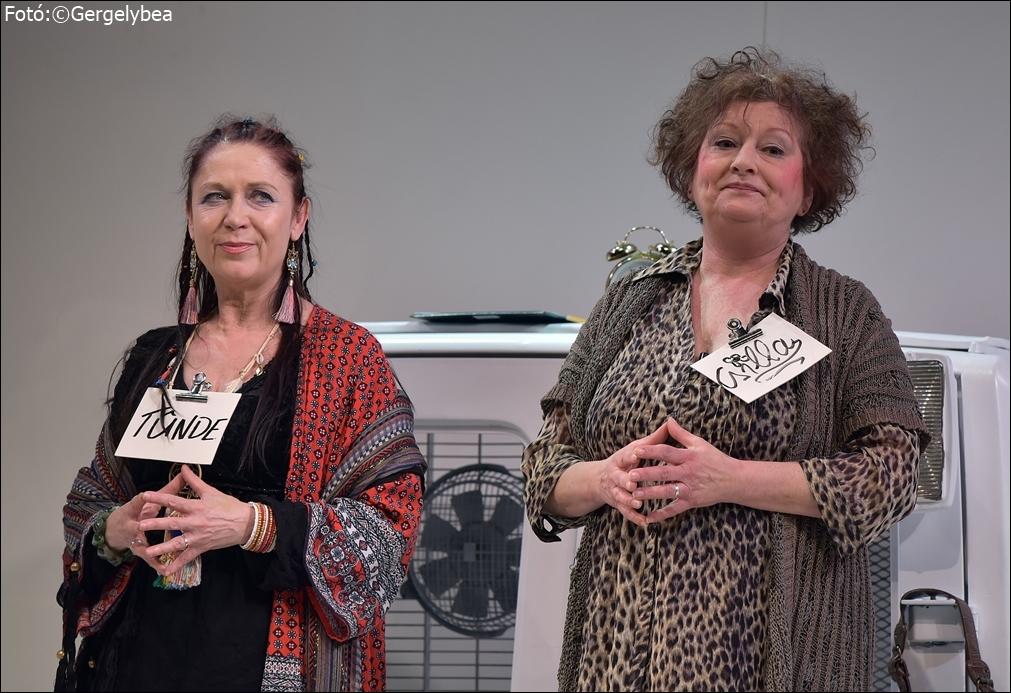 Háy János — Utánképzés ittas vezetőknek  a Pesti Magyar Színházban