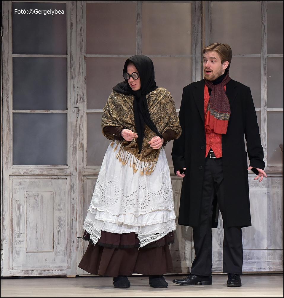 Thornton Wilder: A házasságszerző a Budaörsi Latinovits Színházban