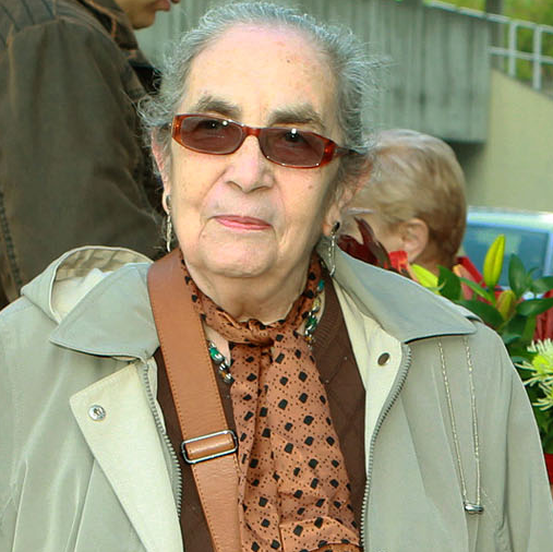 Özv. Dr. Kopácsi Sándorné, született Fried Ibolya búcsúztatója
