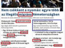 Na, vajon miről cikkez a Fidesz-sajtó a Kósa-botrány alatt?