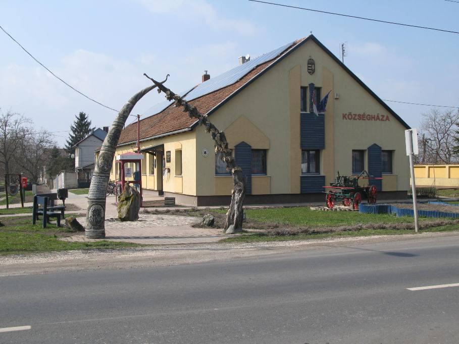 Modern falu, okos megoldásokkal