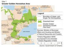 A konzervatívok beépíthetik Toronto zöldövezetét