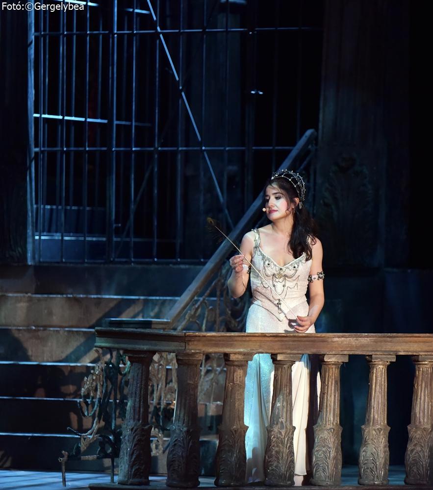 Richard Strauss: Salome Operabemutató a Margitszigeti Szabadtéri Színpadon