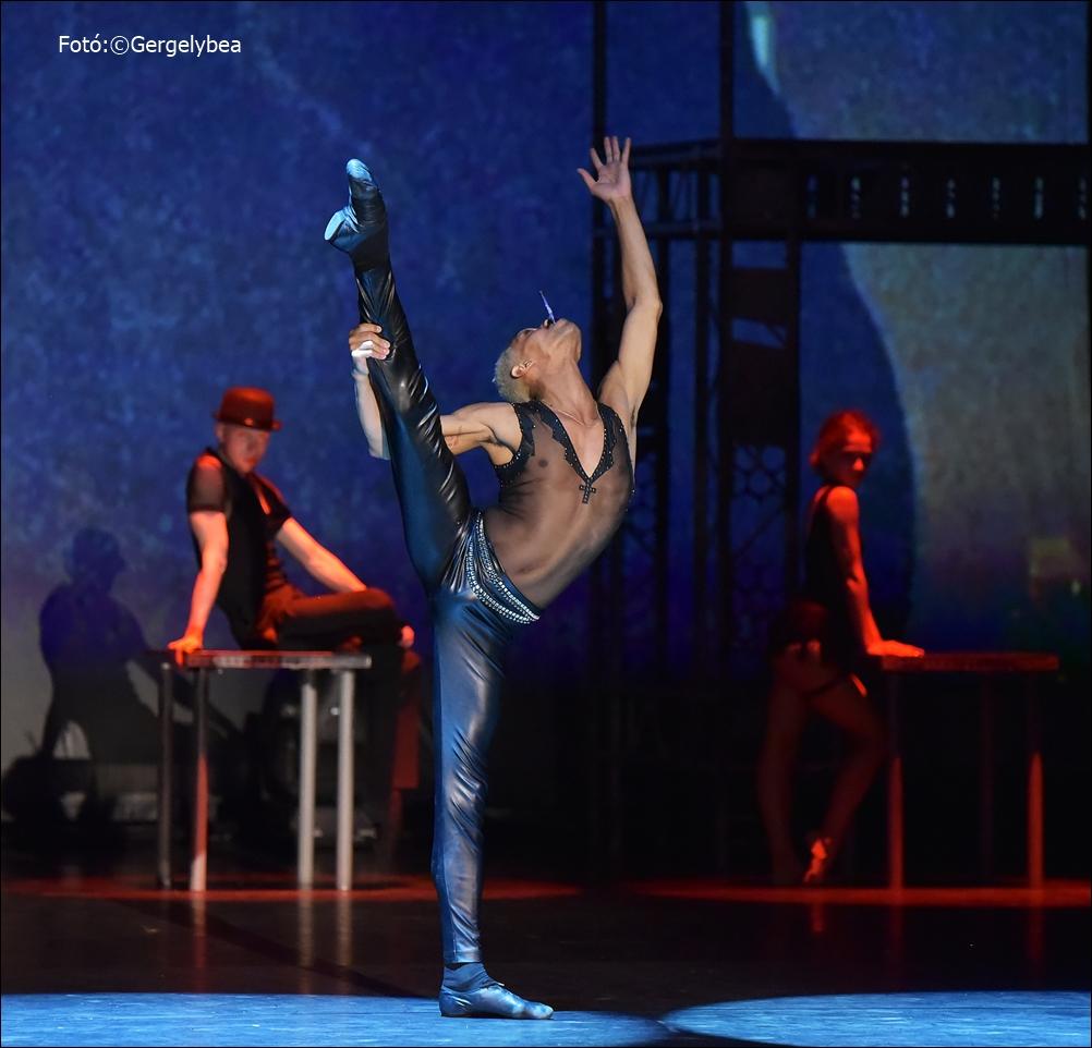 The Great Gatsby – balettshow a Margitszigeti Szabadtéri Színpadon