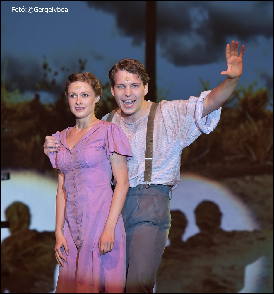 Bonnie & Clyde – musical a Városmajori Szabadtéri Színpadon