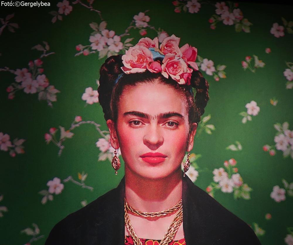 Frida Kahlo kiállítás nyílik Budapesten a Magyar Nemzeti Galériában