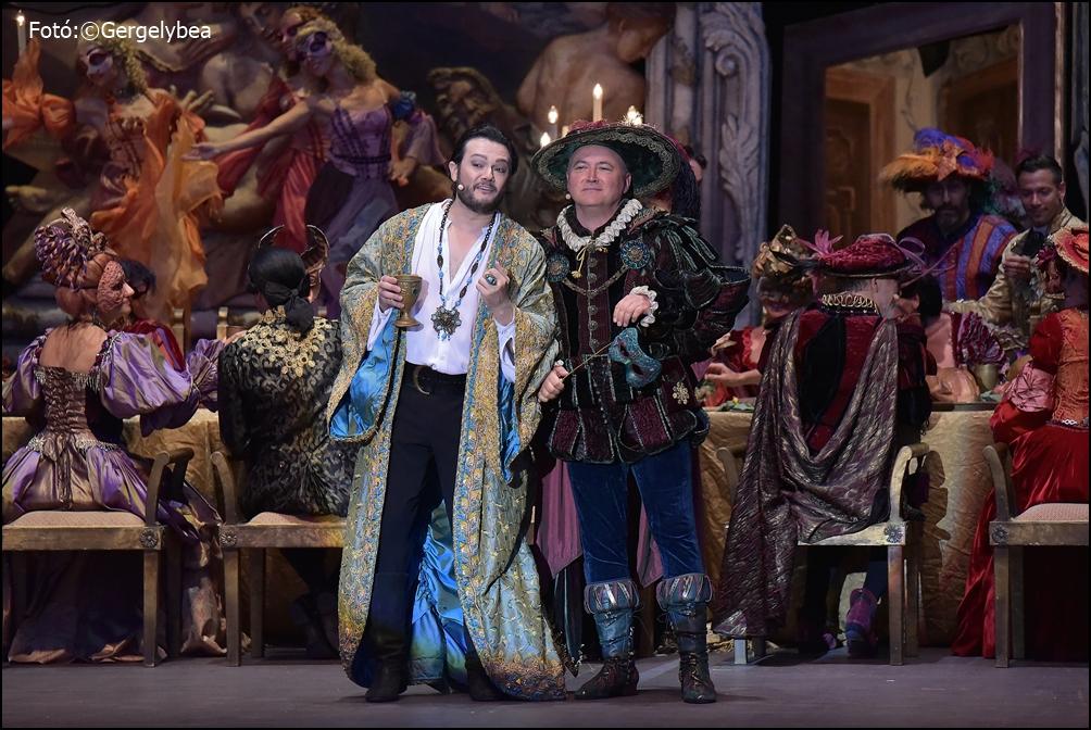 Giuseppe Verdi: Rigoletto – a Margitszigeti Szabadtéri Színpadon