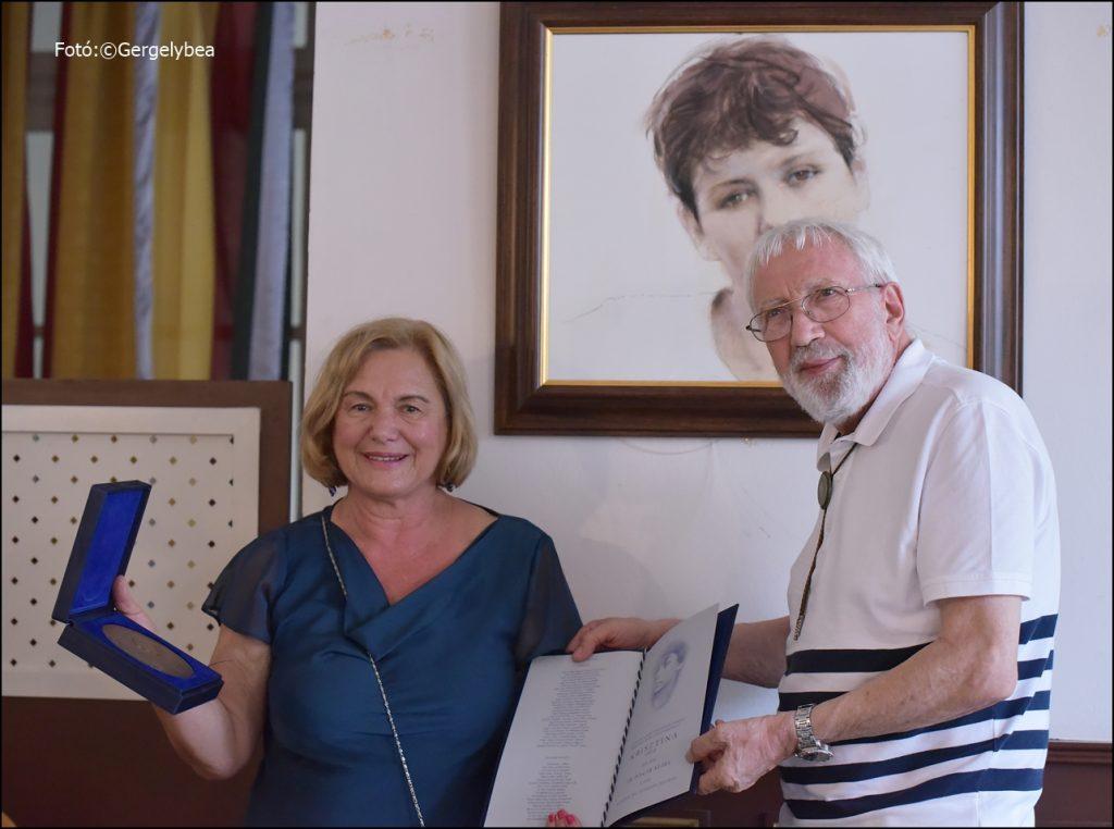 Krisztina-díj 2018