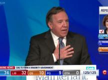 Történelmi választás Québecben — A jobboldal legyőzte a csaknem 15 éve kormányzó liberálisokat