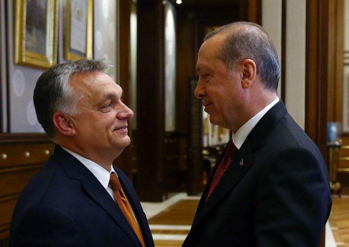 Török, magyar két jó barát