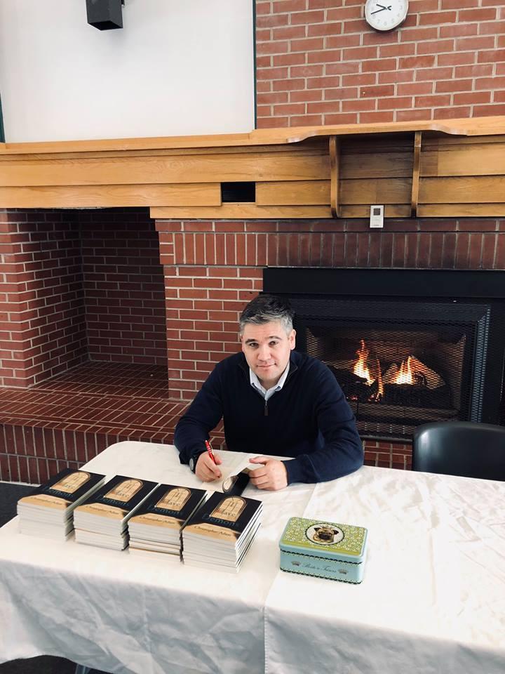Ottawai könyvbemutató 2018. november 24-én.