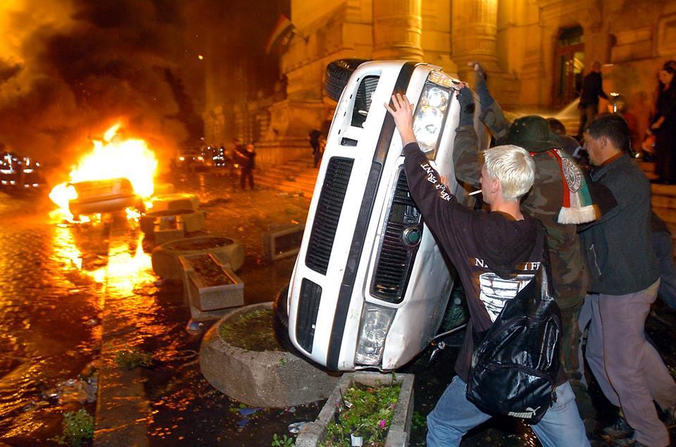 Magyar rendőrt ilyen támadás még nem ért?