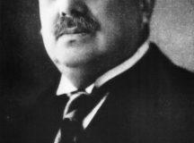Richter Gedeon gyógyszerész, gyáralapító 74 évvel ezelőtt a nyilas terror áldozatául esett.