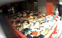 Kétezer magyar könyvet dobtak ki Montreálban – Felszámolták a Magyar Otthon könyvtárát