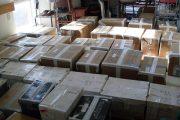 Magyar könyveket mentettek meg Montreálban