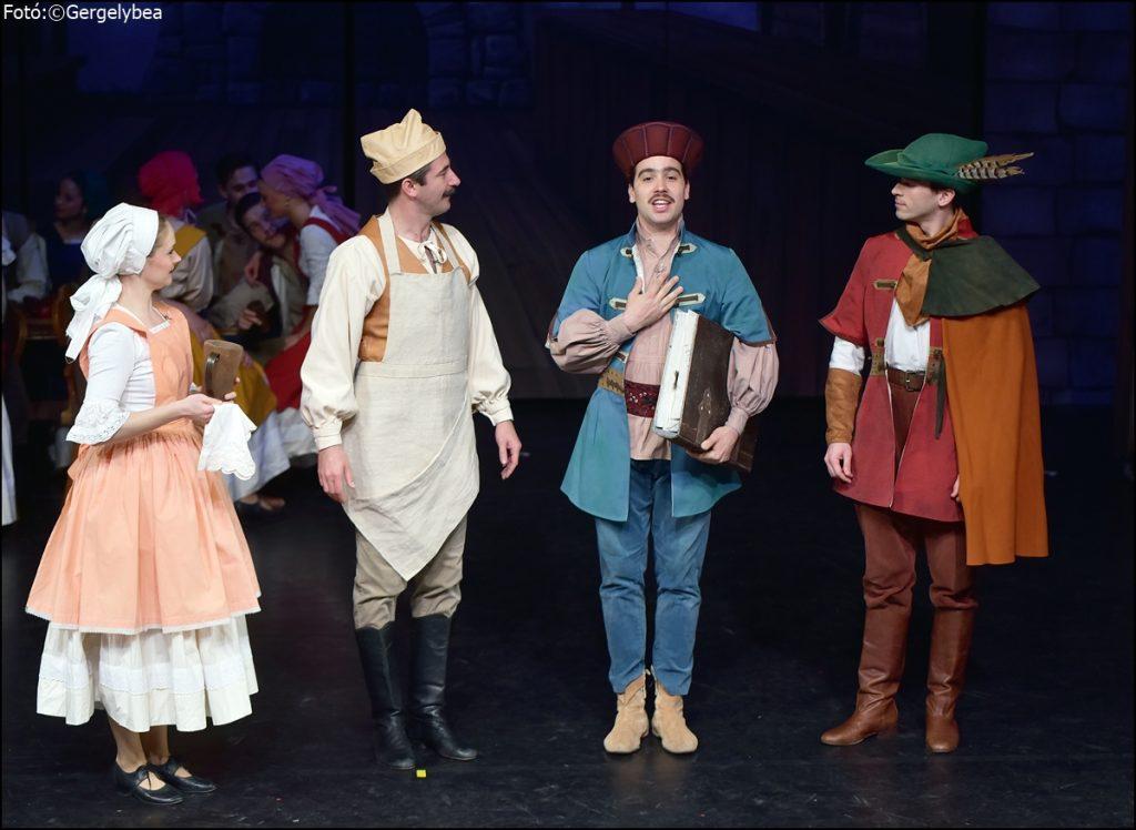 Mátyás, a világ királya a Nemzeti Táncszínházban