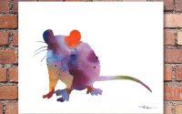 Patkány-retró