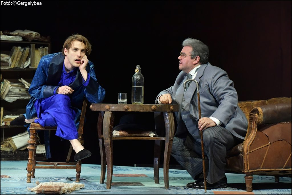 Ha elmúlik öt év – Az Idő legendája a Katona József Színházban