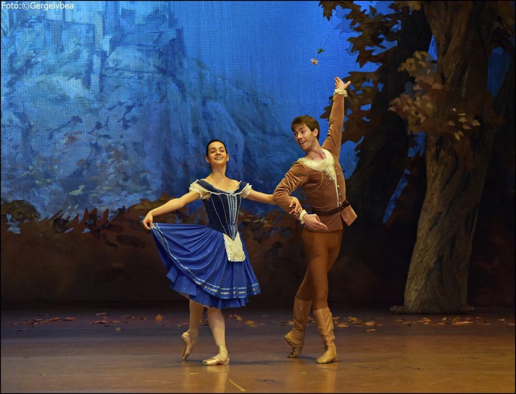 Giselle – a Novoszibirszki Állami Opera És Balett Színház  Előadása Margitszigeti Szabadtéri Színpadon