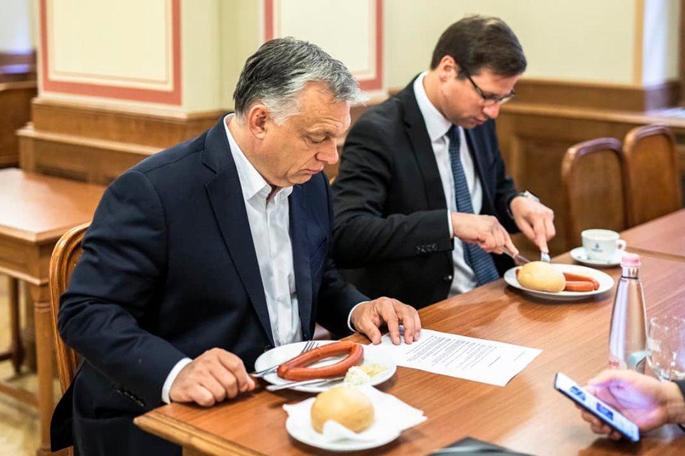 Orbán fejjátéka romlott