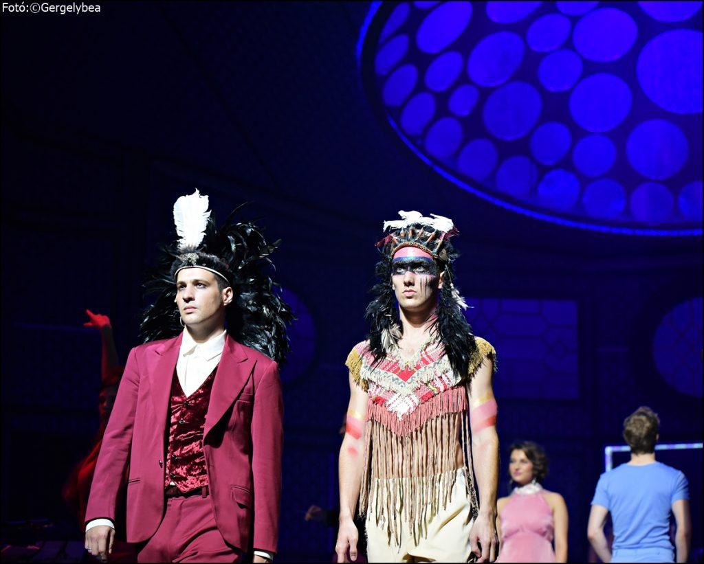 F. Scott Fitzgerald-Kovács Adrián-Vecsei H. Miklós-ifj. Vidnyánszky Attila A NAGY GATSBY  a Vígszínházban