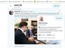 A Szabad Európa Rádió vezetői hányszor találkoztak Kádár Jánossal?