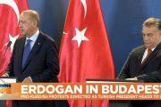 Erdoğan látogatásához