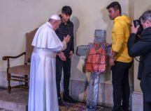 Katolikus kötelesség befogadni és támogatni a migránsokat — mondta Ferenc pápa