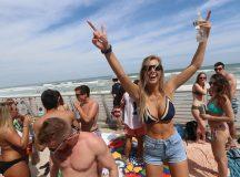 Buli a Daytona Beach-en