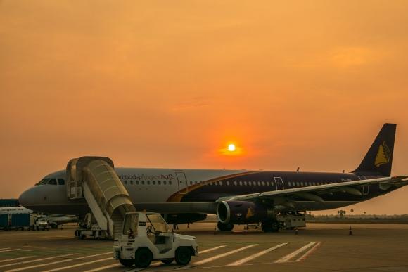 Kambodzsa nem zárja le repülőtereit