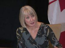 Patty Hajdu egészségügyi miniszter
