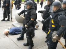 Hogy mi van az amerikai rendőrséggel?!