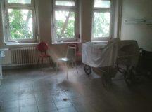 Helyszín a Péterfy kórház, Budapest