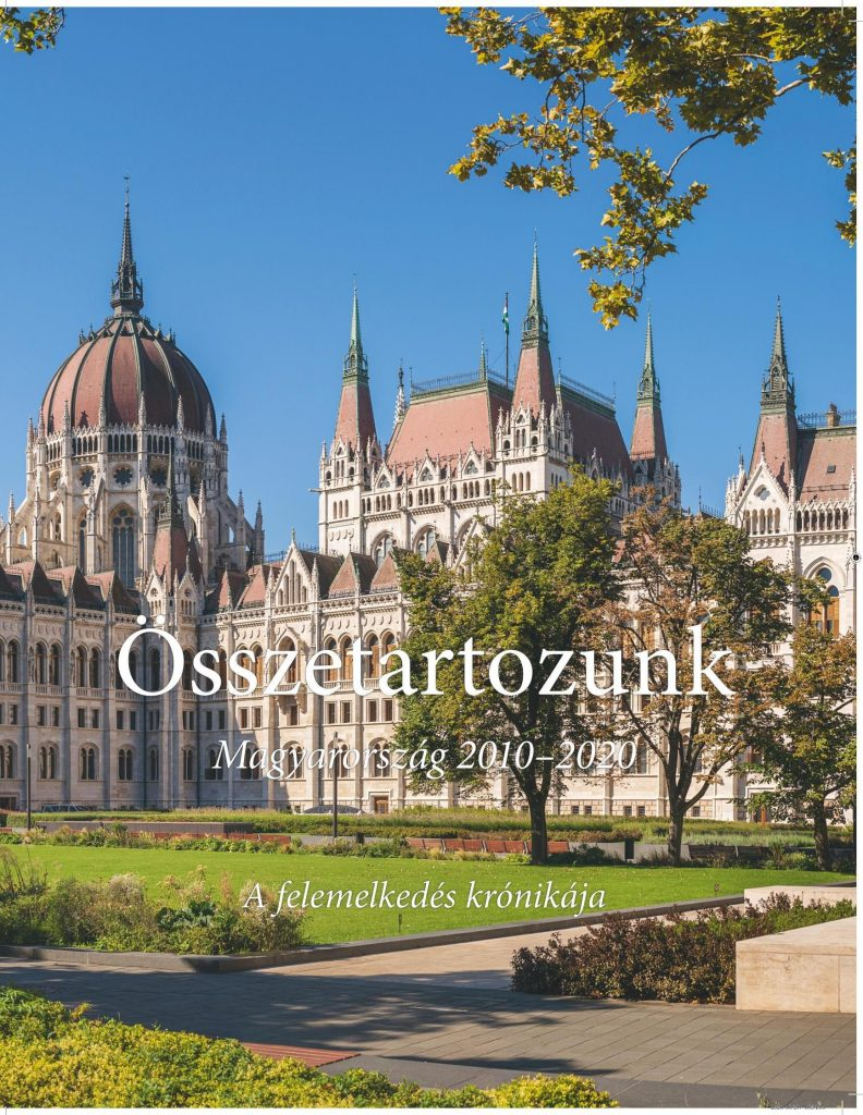 Egy monumentális, impozáns kötet, amely a hazai könyvtárállományok tartalmas és hasznos részének érkezik