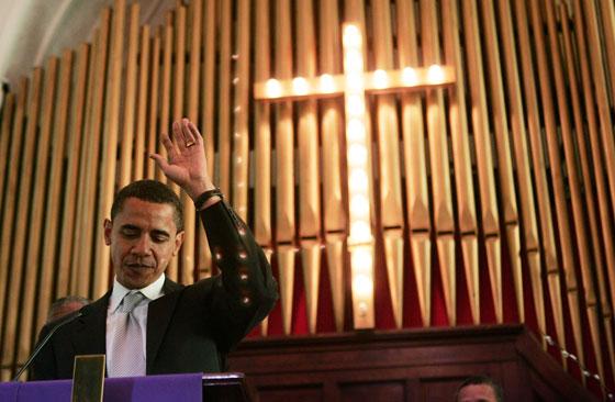 In God We Trust: amerikai elnökválasztások egyházi szemmel