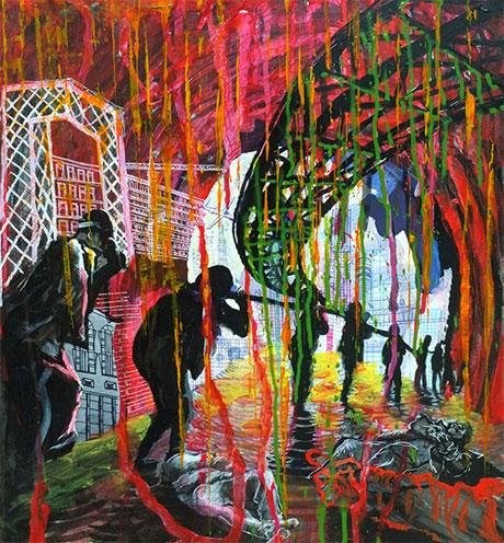 Zhang Biying: Alienation (2012).