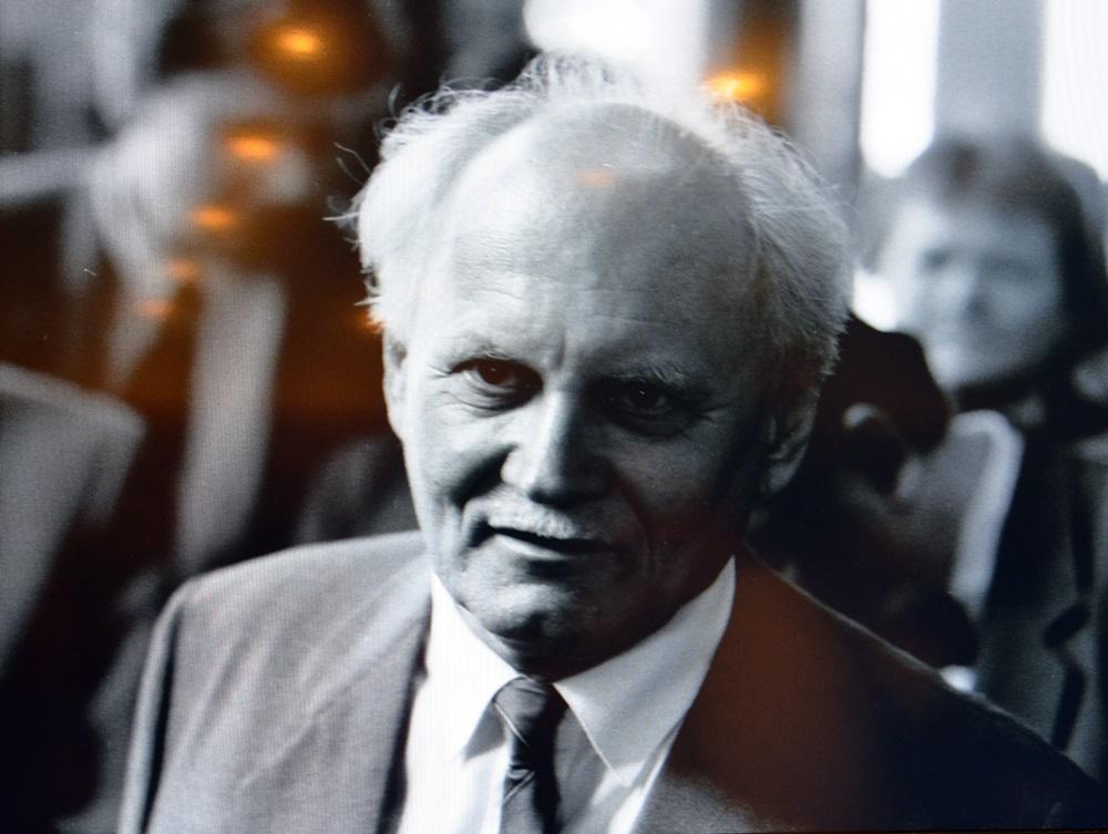 Göncz Árpád születésnapi megemlékezése 102