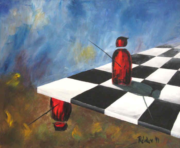 Irrational Position / Elke Rehder