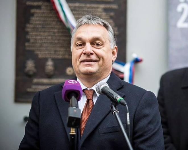 Happy Orbán. Fotó: Facebook