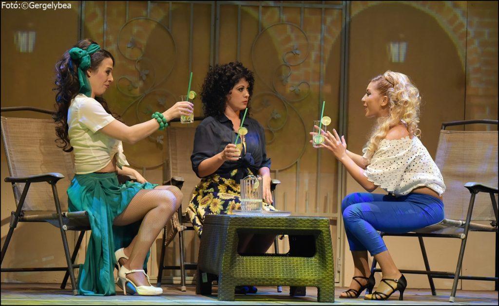Salsa, szivar, szerelem…a Turay Ida Színházban