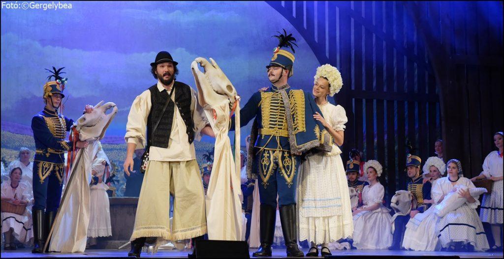 Kacsóh Pongrác : János vitéz az Operett Színházban